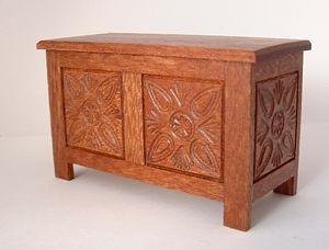 Tudor Carved Chest Kit
