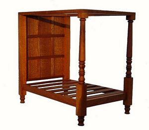 Tudor Four Poster Bed Kit-this is a customer order