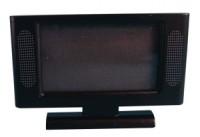 Black Widescreen TV