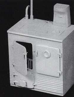 Rayburn Cooker/Boiler (c.1940-1950's)