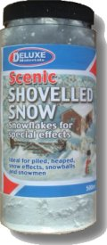 Shovelled Snow - Special Effects