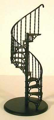 Metal Spiral Staircase
