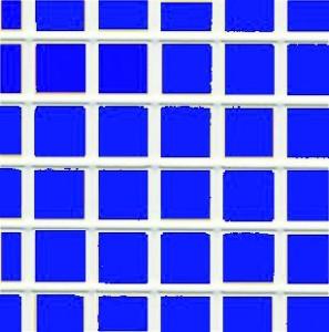Wall Tile Blue