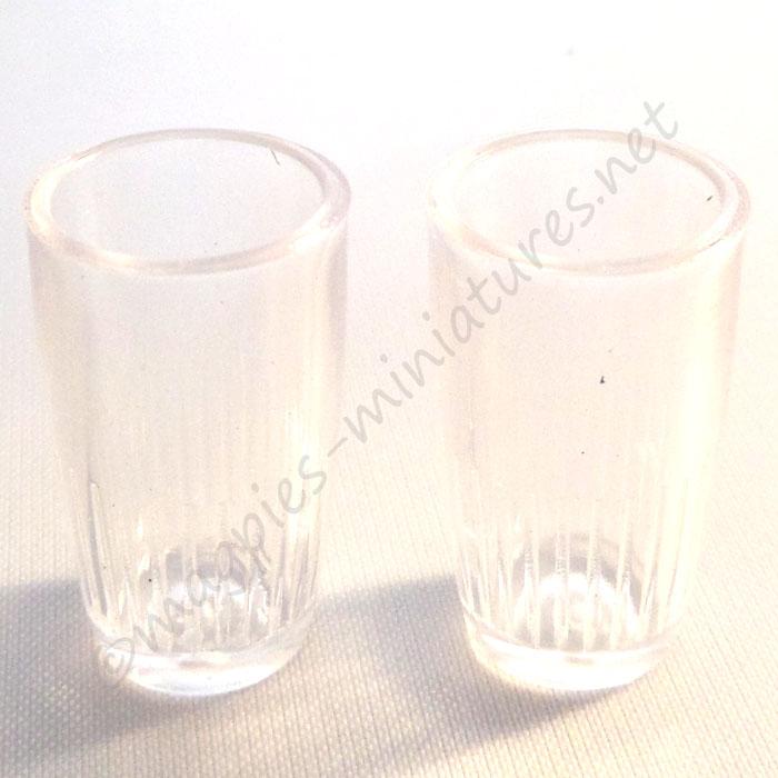 Pack of 2 Plastic Tumblers