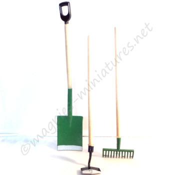Garden Tools 3 Pack