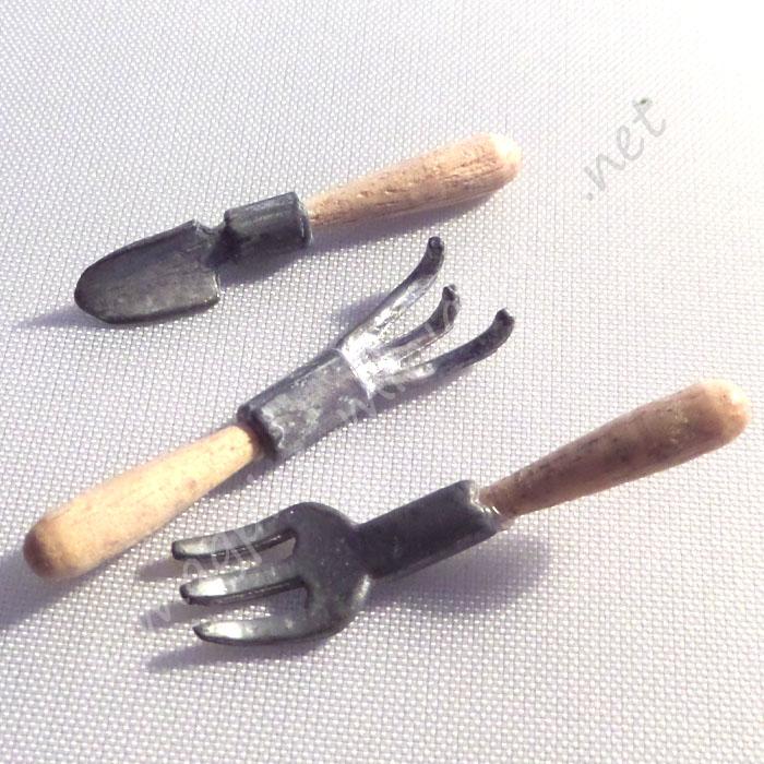 Garden Hand Tools set of 3