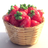 Fruit and Vegetable baskets - strawberries
