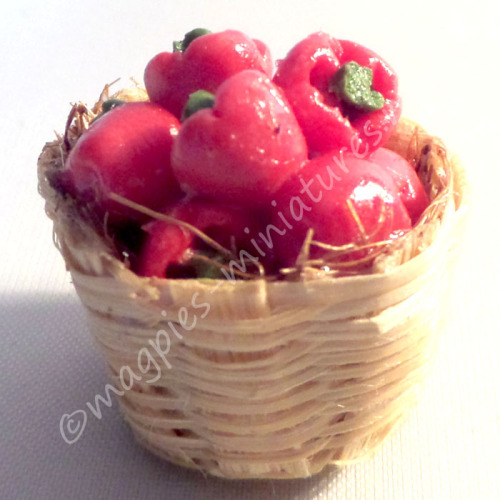 Fruit and Vegetable baskets - pepper