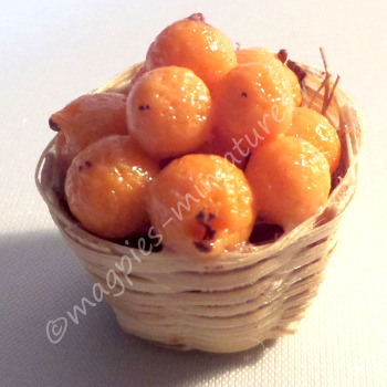 Fruit and Vegetable baskets - oranges