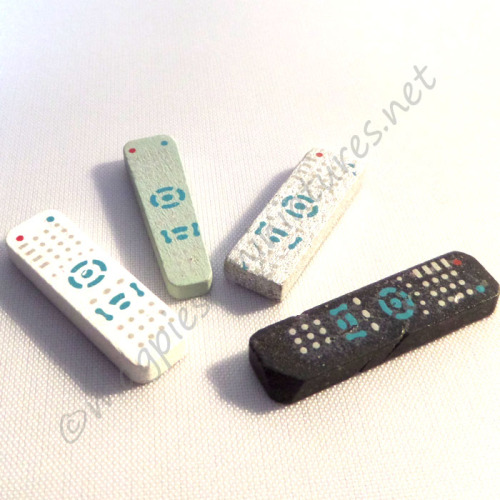 Remote Controls 4 pack