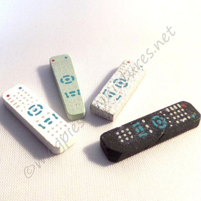 Remote Controls 4 pack