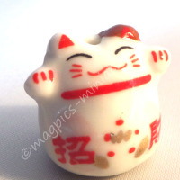 d2251b lucky cat white