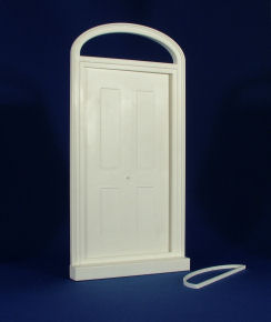 Plastic Large Front Door