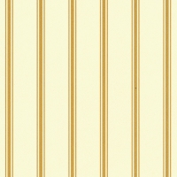 24th Scale Wallpaper Gold Urn - Matching Gold Stripe