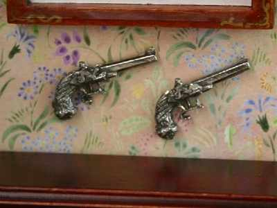 Pair Of Duelling Pistols