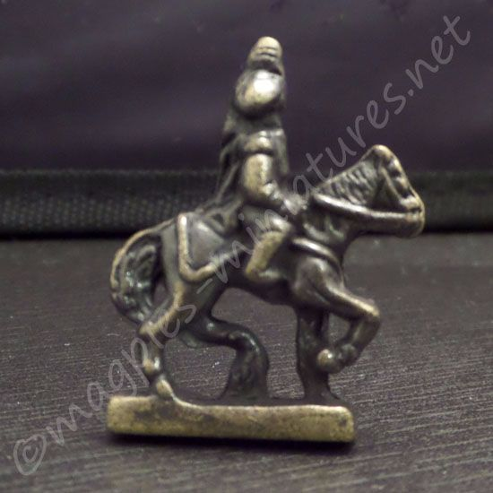 Knight on Horseback ornament