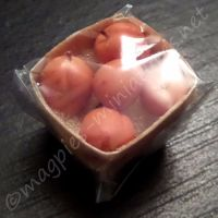Wrapped fruit punnet