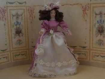 Lady - Violet