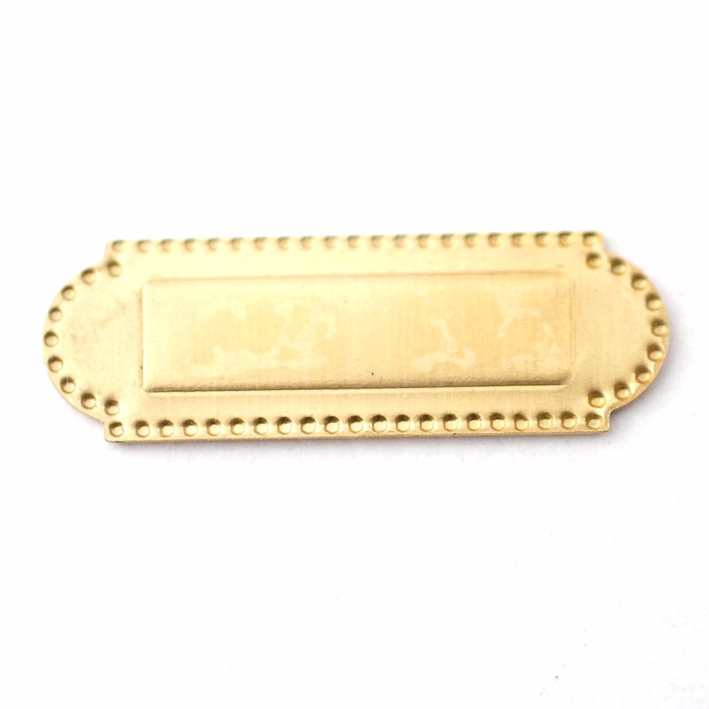 Letterbox Brass