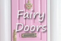 <!-- 001 -->Fairy Doors
