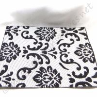 Black and White rug - reversible