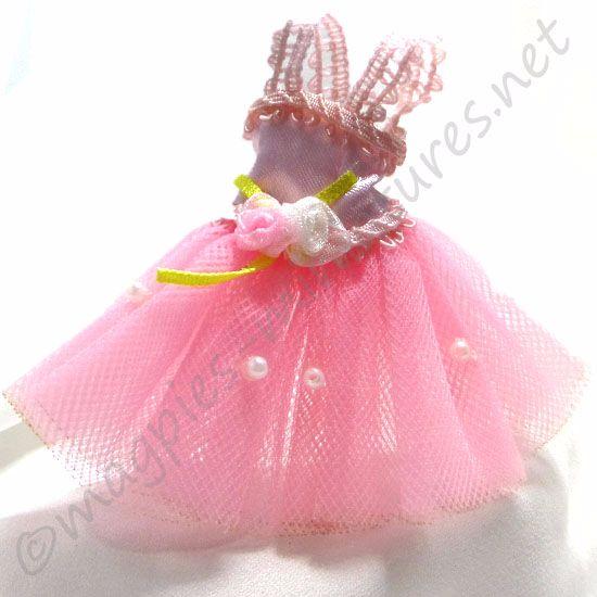 pretty pink tutu