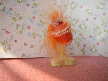 Orange Box Hat
