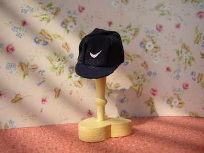 'Nike' Cap-Modern