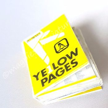 Yellow Pages telephone directory