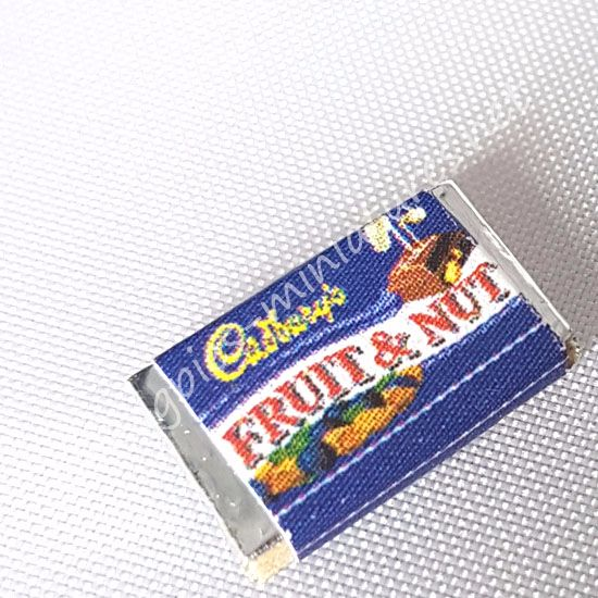 Chocolate Bar - Fruit and Nut