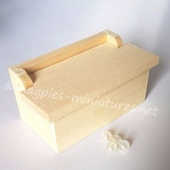 Barewood Toy Box