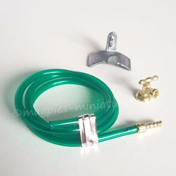 Garden Hose and Tap