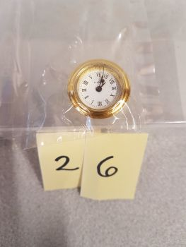 * Clearance * Clock