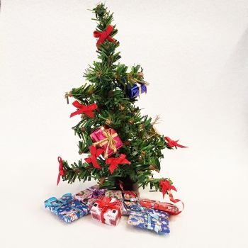 Christmas Tree and Presents Bundle