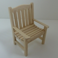 Barewood Garden Chair