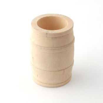 Wooden Barrel 58MM