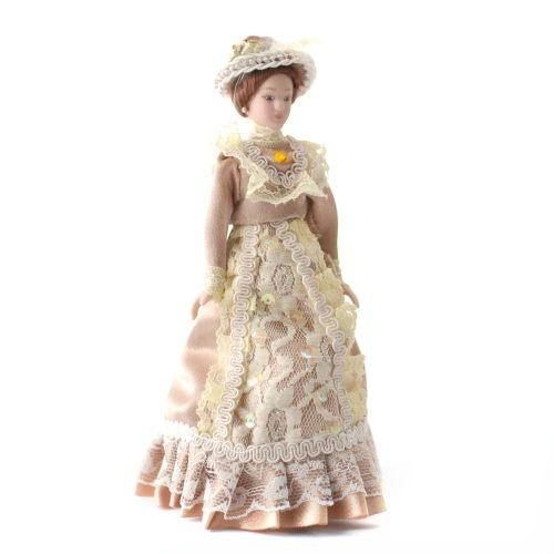Lady - Victorian - Beige