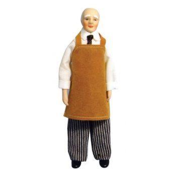 Doll - Man - Handyman Shopkeeper