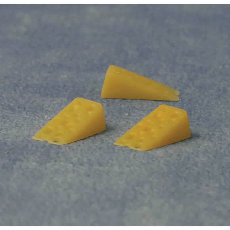 Cheese wedge - Single piece