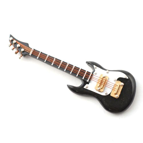 Black Ibenez Guitar