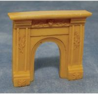 Fireplace - 1:24 24th Scale