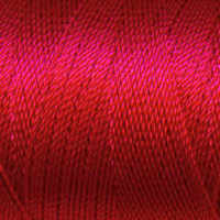 Tiny Twisted Cord - Red Fuschia