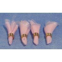Set of 4 serviettes
