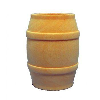 Medium Wooden Barrel