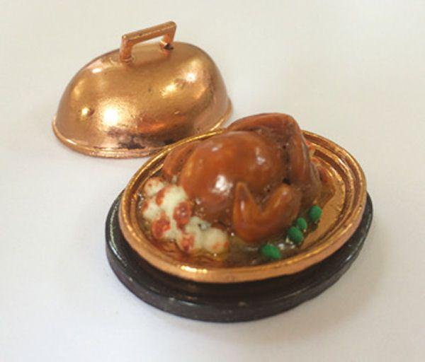 Christmas Dinner platter