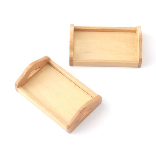 Single Pine tray