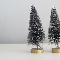 Small Christmas Tree : 60mm