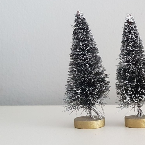 Small Christmas Tree : 60mm