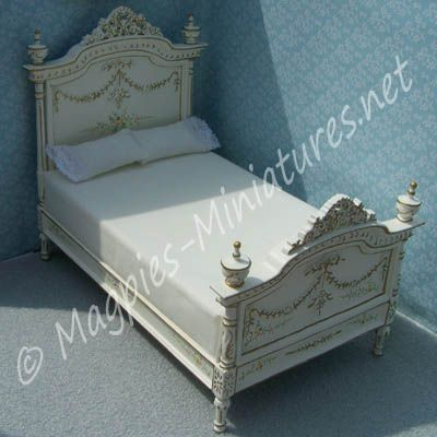 Highly Detailed Bed