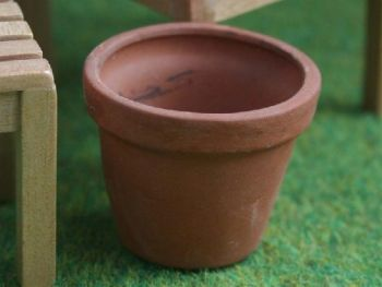 12 LargeTerracotta plant pot